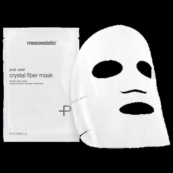 Crystal Fiber Mask - Pós Procedimentos - Nano-Fibras 3D - High Tech Solution