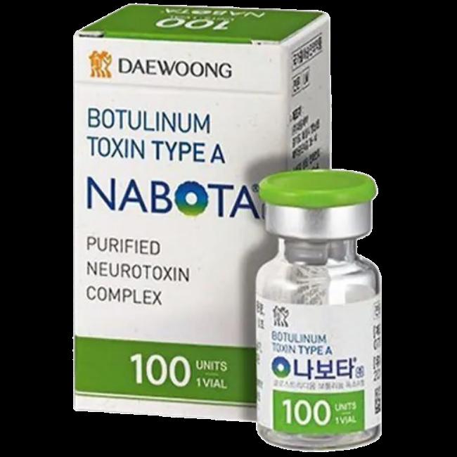 Nabota 100U Toxina Botulinica