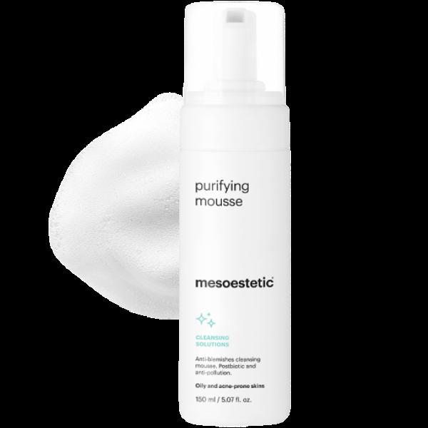 Purifying Mousse Mesoestetic - 150ml