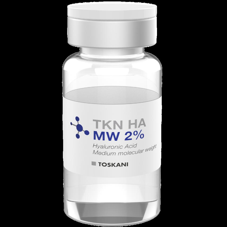 TKN HA MW 2% - frasco-ampola com 5 ml