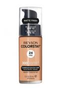 Base Líquida Cor 300 Golden Beige Pele Oleosa Colorstay Revlon 30ml