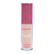 Corretivo Líquido Feels Caramelo 50 Ruby Rose