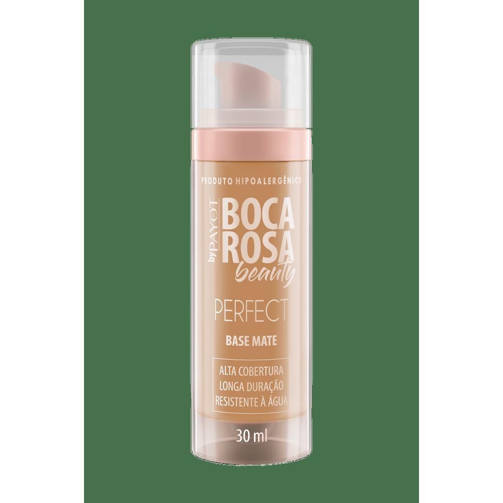 Base Mate Hd Boca Rosa Beauty By Payot 4 - Antônia