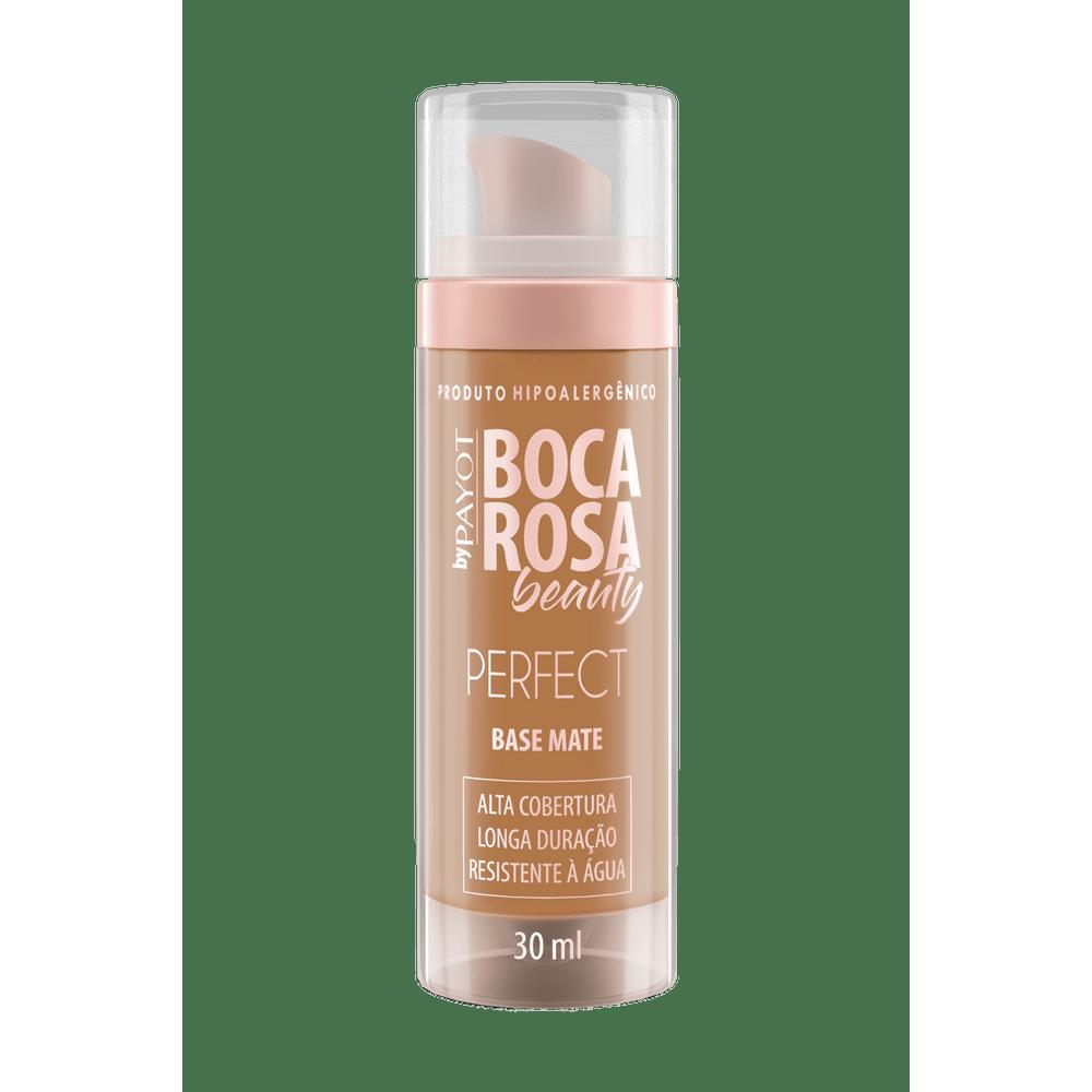 Base Mate Hd Boca Rosa Beauty By Payot 5 - Adriana