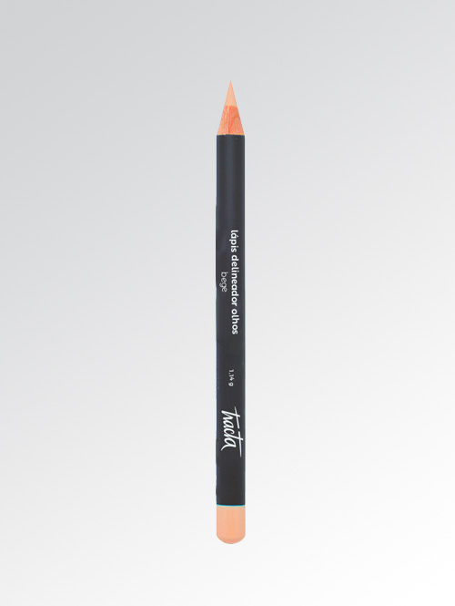 Lápis Delineador de Olhos Bege Tracta 1,14g