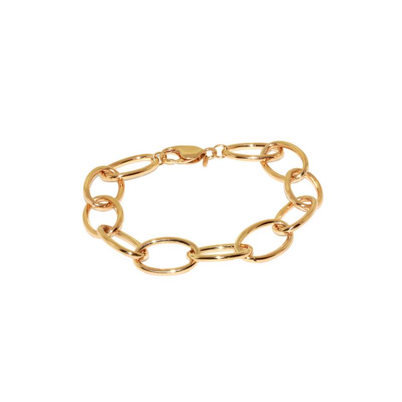 Pulseira de Ouro Amarelo 18K Tubular Cartier