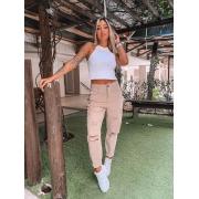 Calça jeans Carmen
