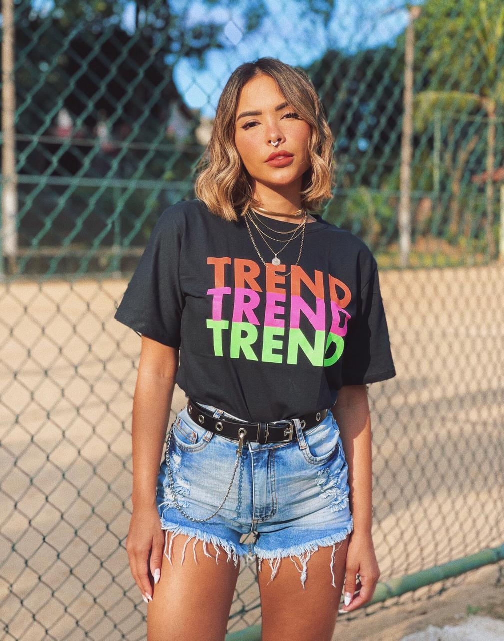 Blusa Trend