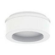 Arandela/plafon Branco Led 6w 3000k Biv Interlight 4239-ww
