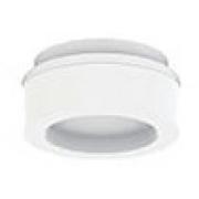 Arandela/plafon Branco Led 6w 3000k Biv Interlight 4259-w