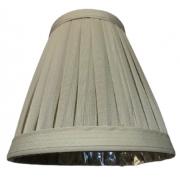 Cupula para Lustre em Organza Bege Mantra 2448