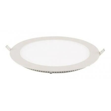 Embutido Led Redondo Branco 24w Stilo Clean Sl0028