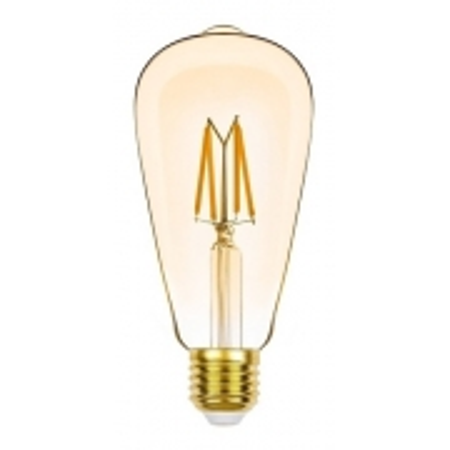 Lâmpada Filamento 4,5w 127v Dimerizável Stella Sth8271/24