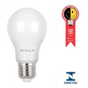 Lampada Led Bulbo E-27 Dimerizável Stella 9,8w 2700k Sth20250/27