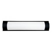 Luminaria Linear Slim Sl1050132 Fina 09w 6000k Preta Skylux