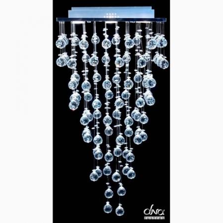 Lustre de Cristal Qu-009 90cm