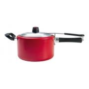 Panela Pressão Vapt Vermelha 3l Brinox 7011/192