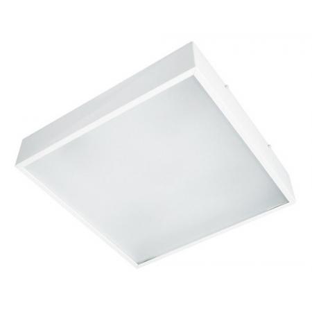 Plafon Sobrepor Branco 1xe-27 3040/18 Itamonte