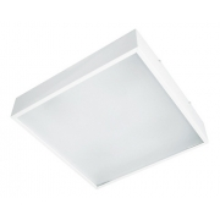 Plafon Sobrepor Branco 2xe-27 3040/25 Itamonte