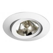 Spot De Embutir Orientavel Ar70 1076d-bf