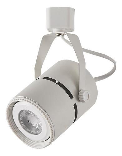 Spot Para Trilho Branco P/ Lâmp. Par20 Nordecor S33081/6036