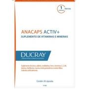 ANACAPS- 30 CÁPSULAS - DUCRAY