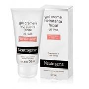 Creme Hidratante Facial Neutrogena oil free Pele mista 50ml