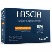 Fascia Laranja sachê 30 un /Tangerina - Biolab/ rejuvenescedor e reduz visualização de rugas