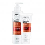 Kit Dercos Kera-solutions Sh 300ml E Cond 200ml - Vichy
