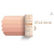 PROTETOR SOLAR BASE STICK FPS80 Peach 12g - Adcos