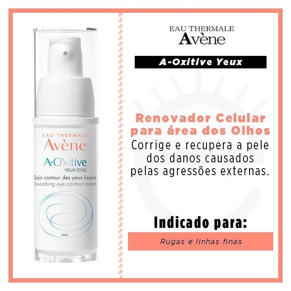 A-OXITIVE OLHOS 15ml - Avène