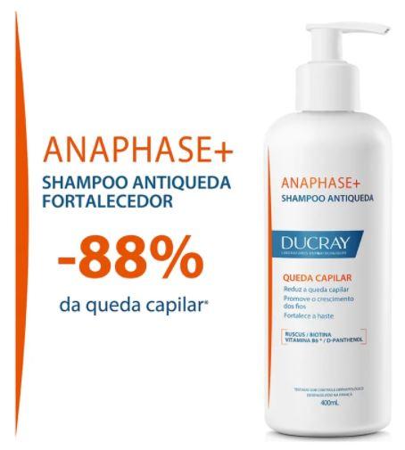 ANAPHASE SHAMPOO 400ML - DUCRAY