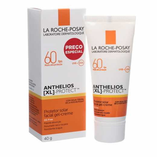 ANTHELIOS XL PROTECT FACIAL FPS60 40g - La Roche-Posay