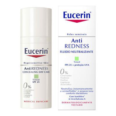 ANTI REDNESS FLUIDO NEUTRALIZANTE FPS25 50ml - Eucerin