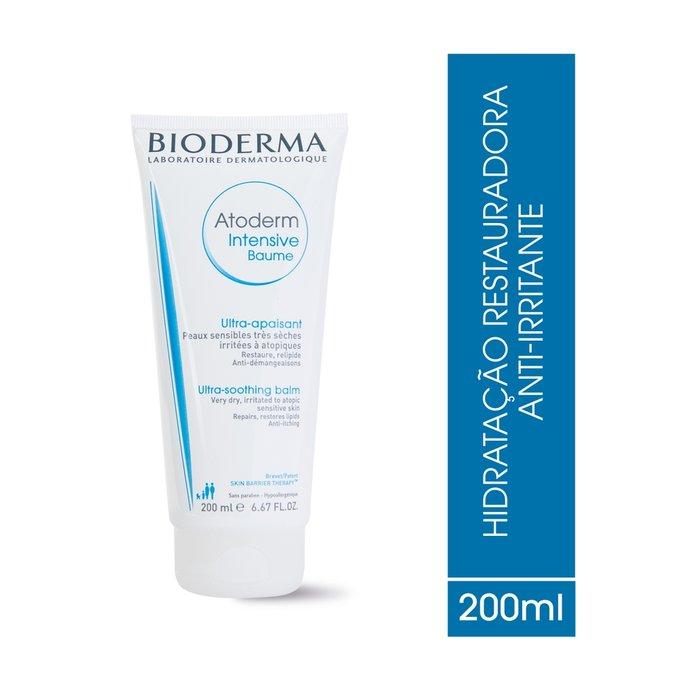 ATODERM INTENSIVE BAUME com 200ml Bioderma