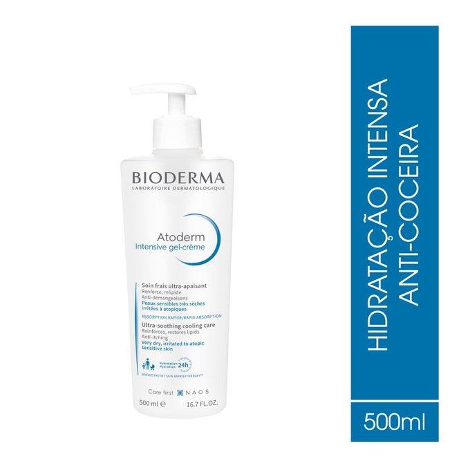 Atoderm intensivo gel creme 500ml- Bioderma