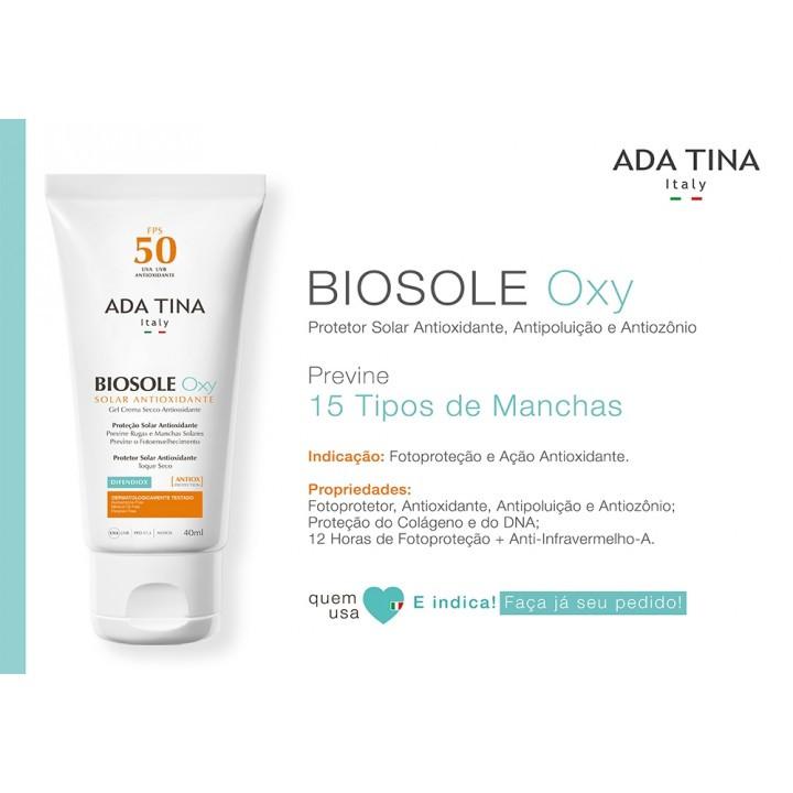 BIOSOLE OXY FPS50 40ml - Ada Tina