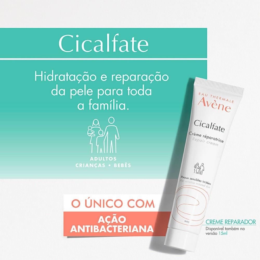 CICALFATE CREME 40ML.- AVENE