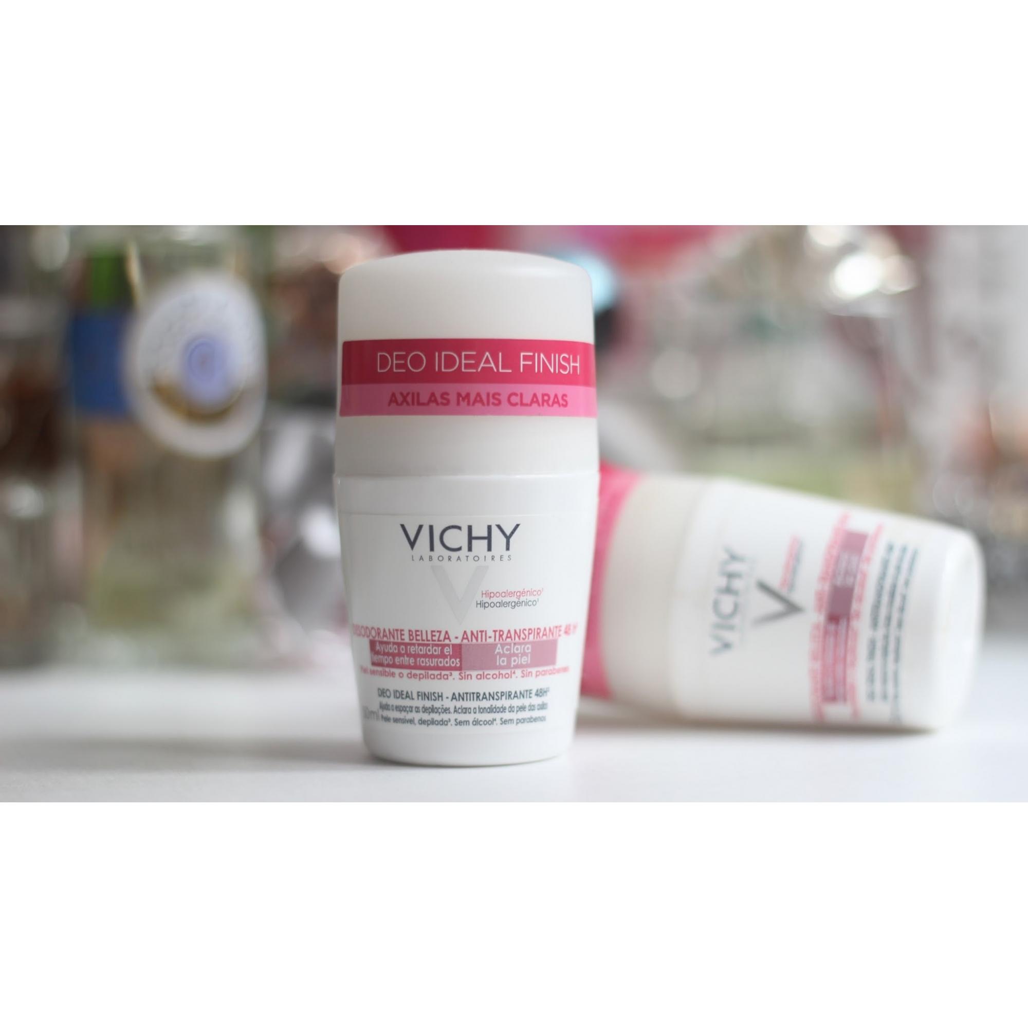 DESODORANTE IDEAL FINISH 50ml - Vichy
