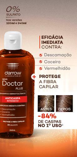 DOCTAR PLUS SHAMPOO ANTICASPA 240ml - Darrow
