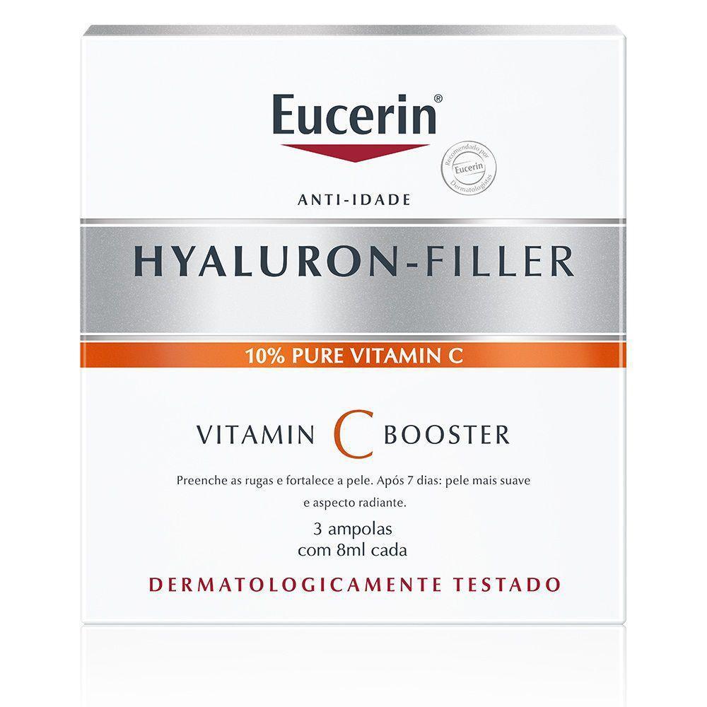 Eucerin Hyluron-filler Booster Vit C serum 8ml