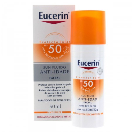 EUCERIN SUN ANTI-IDADE FPS50 50ml