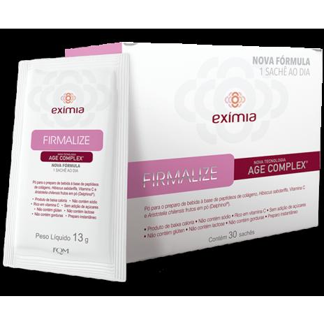 EXIMIA FIRMALIZE AGE COMPLEX 30 Sachês - FQM