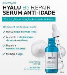 HYALU B5 SERUM ANTI IDADE 40ML - LA ROCHE POSAY