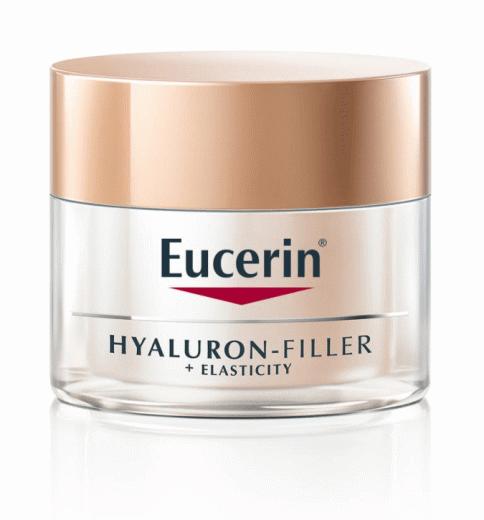HYALURON FILLER + ELASTICITY DIA FPS30 com 50g - Eucerin