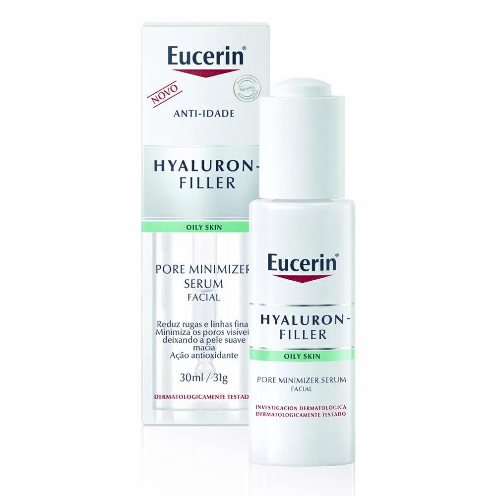 HYALURON FILLER PORE MINIMIZER SÉRUM FACIAL 30ml - Eucerin