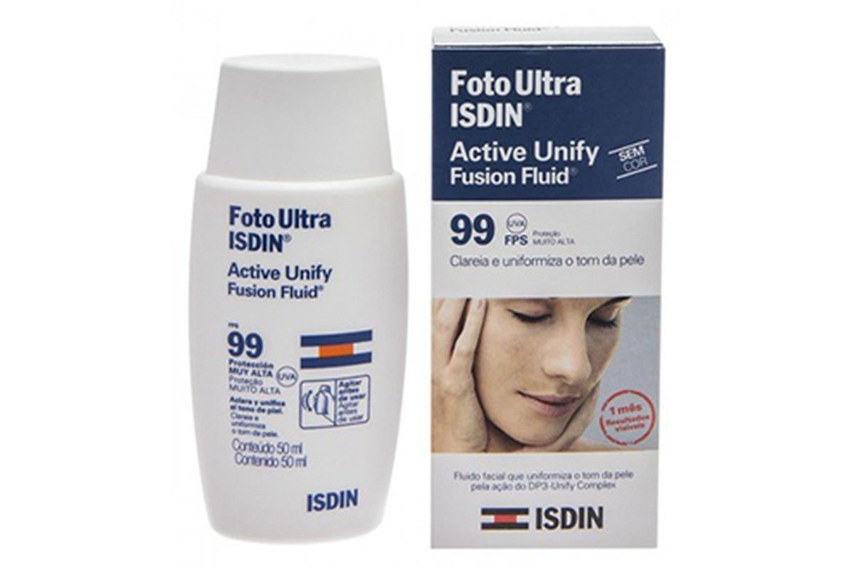 ISDIN ACTIVE UNIFY FUSION FLUID SEM COR FPS99 50ml