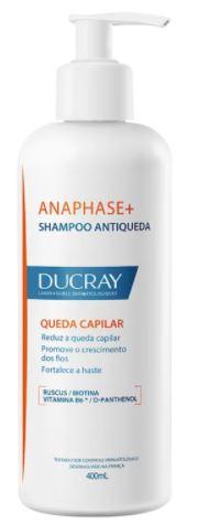 Kit Antiqueda Anaphase Shampoo 400ml + Anacaps 30 Cápsulas