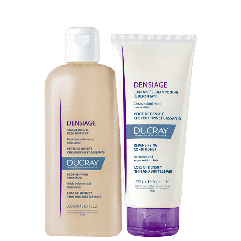 kit Densiage Shampoo e Condicionador