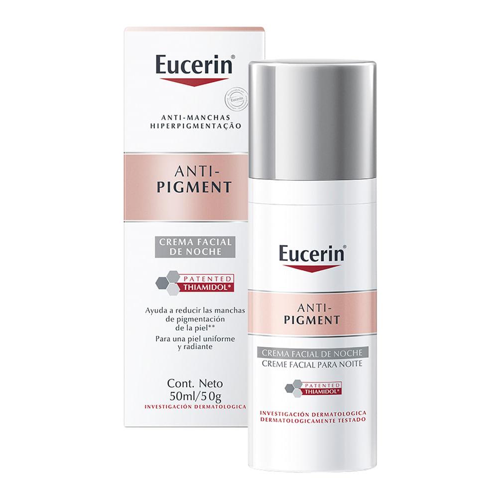 kit Eucerin Anti-Pigment Dia / Noite / Mãos